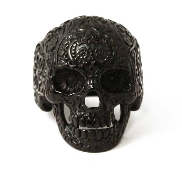 Bilde av Skull the Cul - Stålring
